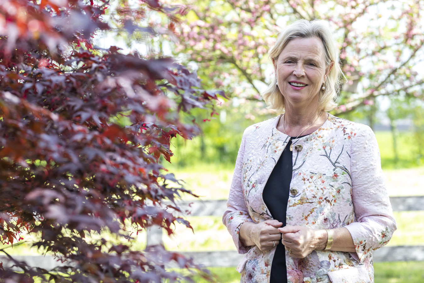 Annie Schreijer-Pierik uit Hengevelde stopt over 2,5 jaar, dan is ze bijna 40 jaar politiek actief geweest.
