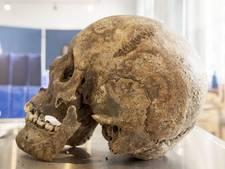 Achttien menselijke skeletten gevonden bij Indiase smokkelaars