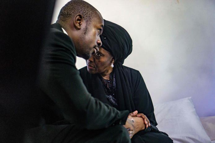 Voormalig first lady Grace Mugabe wil geen staatsbegrafenis.