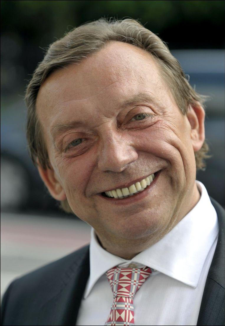 Michel Daerden: altijd goedgezind Beeld PHOTO_NEWS