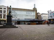 'Urgentie invulling V&D nu de boekhandel verhuist nog groter'