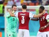 Oostenrijk verslaat Oekraïne en wacht zware klus in achtste finales