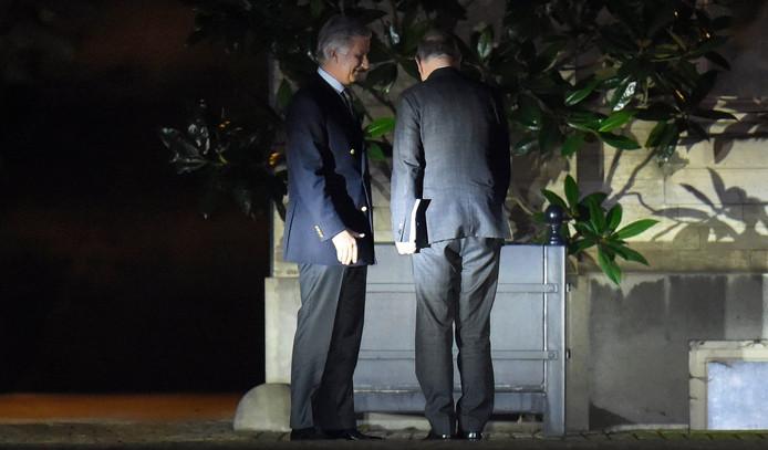 Koen Geens en visite chez le Roi Philippe vendredi soir pour lui remettre sa démission.