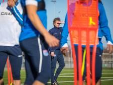 Konterman ziet de passie bij de spelers van PEC: 'Daar krijg ik wel een binnenpretje van'