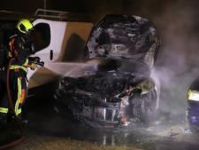 Gedupeerden vrezen opnieuw voor autobrandenreeks in Gouda: 'Net als in 2019'