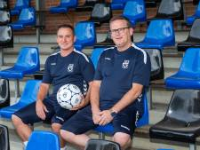 Duo Van Kessel/Gerrits neemt na dit seizoen afscheid van SCG'18