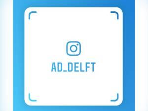 Volg AD Delft nu ook op Instagram!