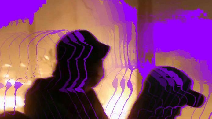 LAWKI- Alive - Stills uit de installatie - MU