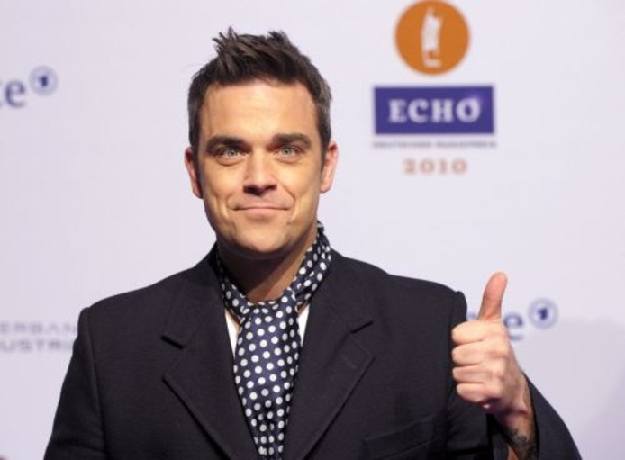 Robbie Williams. ANP