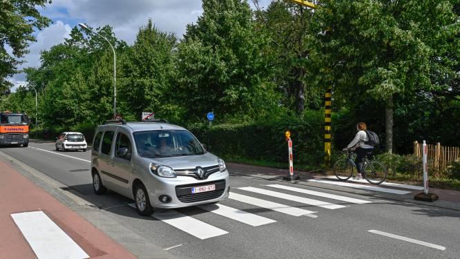 Zebrapad aangelegd op kruispunt waar Loes (7) met de fiets om het leven kwam
