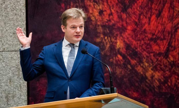 CDA-Kamerlid Pieter Omtzigt meldt zich ook voor het lijsttrekkerschap van het CDA.