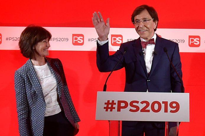 Onder meer Laurette Onkelinx en Elio Di Rupo van de PS pleitten eerder voor arbeidsduurverkorting.