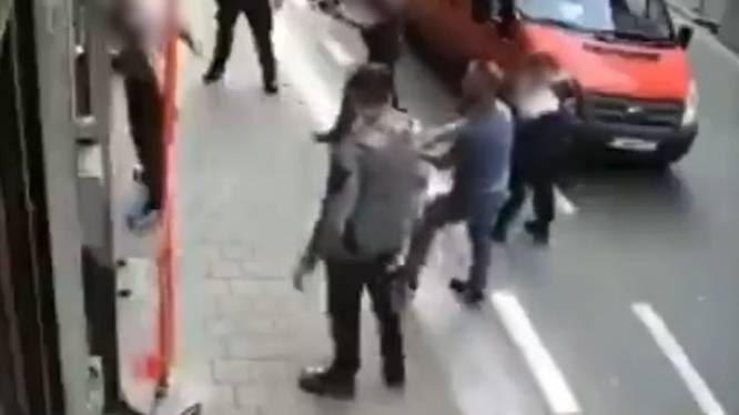 Policiers blessés lors d'un contrôle à Molenbeek: les images de l'arrestation