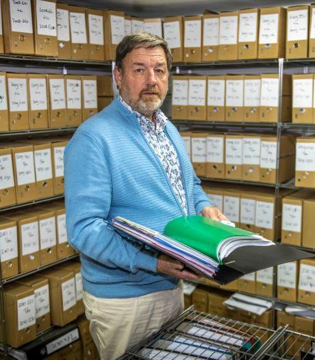 Vlissingse notaris Guido Herwig draagt stokje over: 'Mensen denken vaak dat alles wel geregeld is'