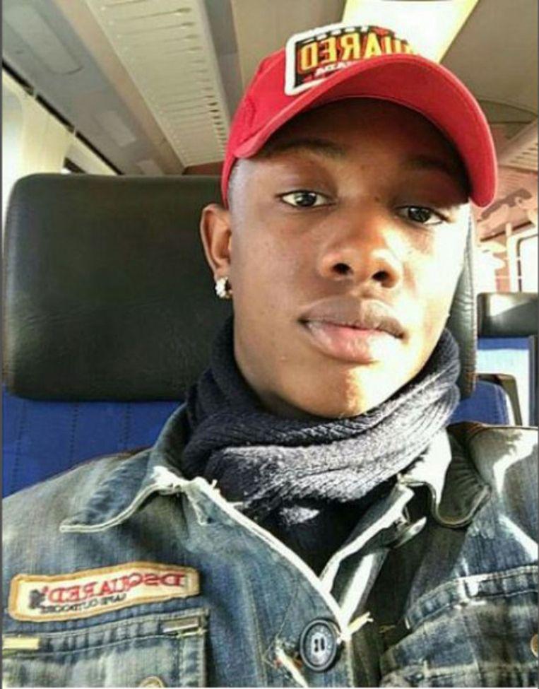 Raymildo Landveld werd op 2 mei 2018 doodgeschoten in de Krootstraat in Zuidoost. Beeld OPSPORING VERZOCHT