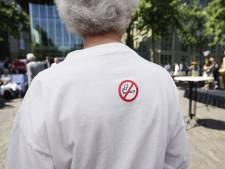 Roken in eigen tuin of op balkon straks ook taboe?