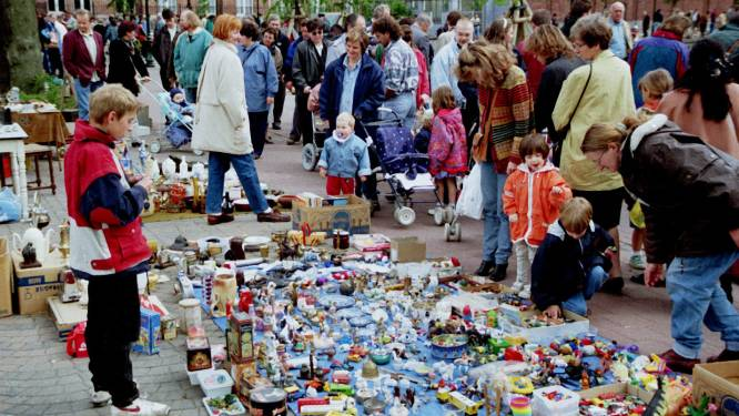 """Stad zegt 'nee' tegen heropstart rommelmarkt: """"Vrees voor chaotische taferelen"""""""