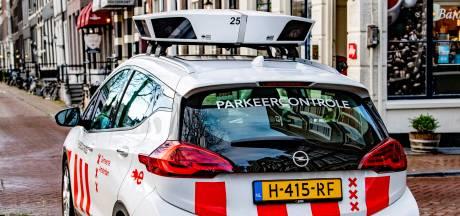 Rechter verbiedt waarschuwingsapp Parkeerwekker in Amsterdam
