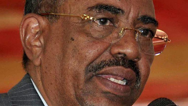 President Omar Hassan al-Bashir. Beeld reuters