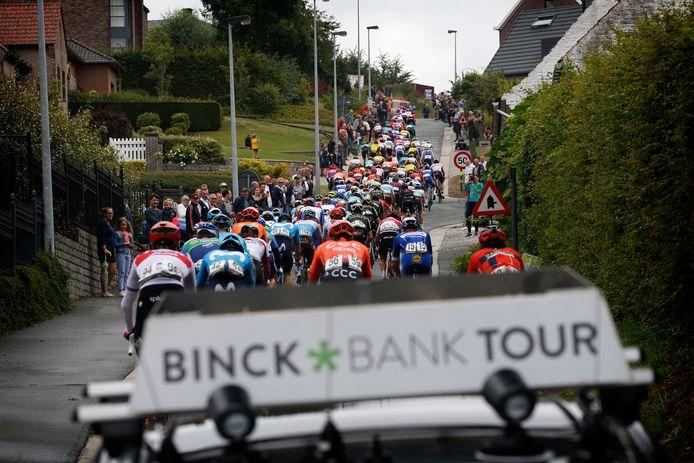 De BinckBank Tour verhuist van eind augustus naar 29 september, en loopt tot en met 4 oktober.