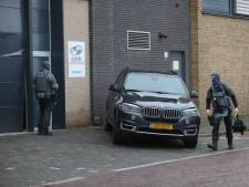 Politie doet inval in bedrijfspand Nikkelwerf