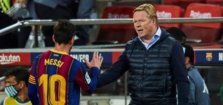 Reconstructie Barcelona: 'De positie van Ronald Koeman is nu sterker dan voorheen'