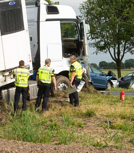 Politie hekelt gefrustreerde bestuurders na ernstig ongeluk: 'Iemand vocht voor zijn leven'