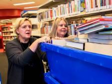 Drie weken dicht, 120.000 boeken om 'even' te verhuizen: bieb trekt in LocHal. 'Het gebouw is overweldigend'