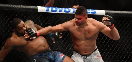 'Oudje' Alistair Overeem beukt zich een weg naar UFC-droom