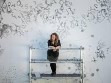 Reizen door de tekening van Gam Bodenhausen in het Van Abbemuseum in Eindhoven