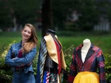 Sofia (16) weet wel raad met je oude stropdassen: 'Aan de vervuiling in de kledingindustrie wil ik niet meedoen'