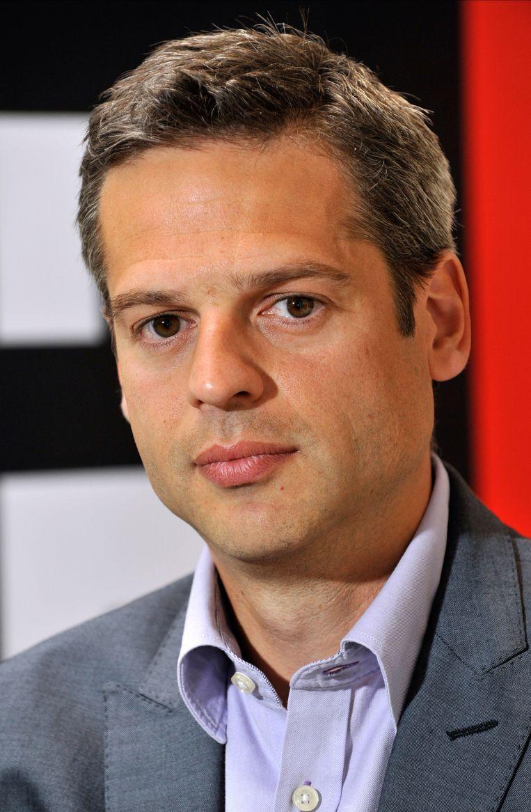 Bogdan Vanden Berghe. Beeld photo_news