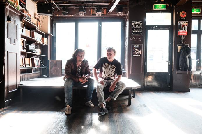 Tom Wonnink (links) is de nieuwe eigenaar van Merleyn.