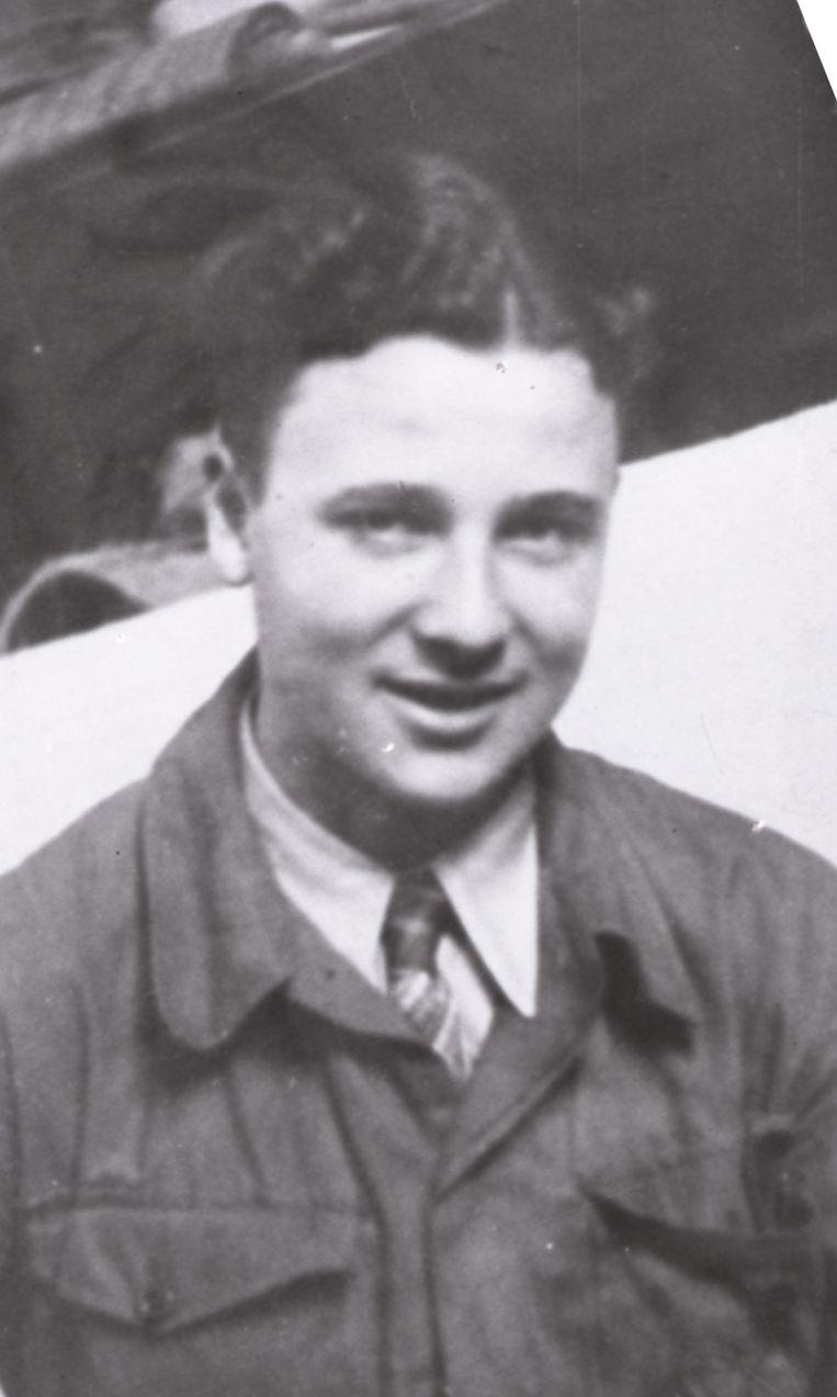 Peter van Pels, 1942.  Beeld