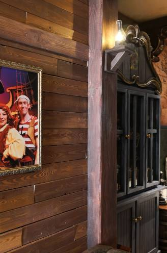 """GETEST. Wij gingen overnachten in de duurste kamer van het nieuwe Plopsahotel: """"Wegdromen in de Scheve Schuit van Piet Piraat"""""""