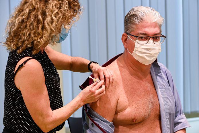 Mensen in Gelderland moeten langer wachten op de vaccinatie