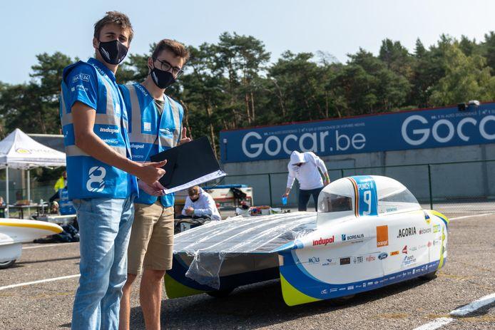 De iLumen European Solar Challenge gaat op zaterdag 19 september om 13 uur van start.