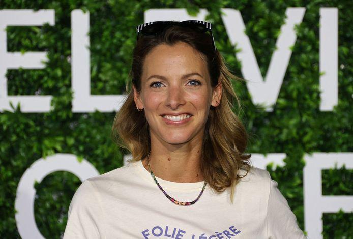 Élodie Varlet au 60e Festival de Télévision de Monte-Carlo.