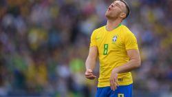INTERLANDS. Italië, Spanje en Zweden starten EK-campagne met zege - Brazilië niet voorbij Panama in oefenmatch