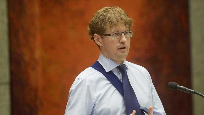 Staatssecretaris Sander Dekker (Onderwijs)
