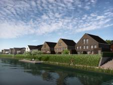 Riant wonen, pal aan de Nieuwe Maas: in deze huizen kan het