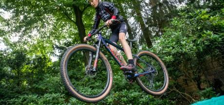 Mountainbiketalent Cas Timmermans (13) droomt van Olympische Spelen na zilver op EK