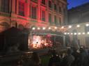 Vorig jaar organiseerde Uitbureau concerten in de Paleistuin tijdens de Gentse Feesten. Het waren idyllische avonden met prachtige muziek