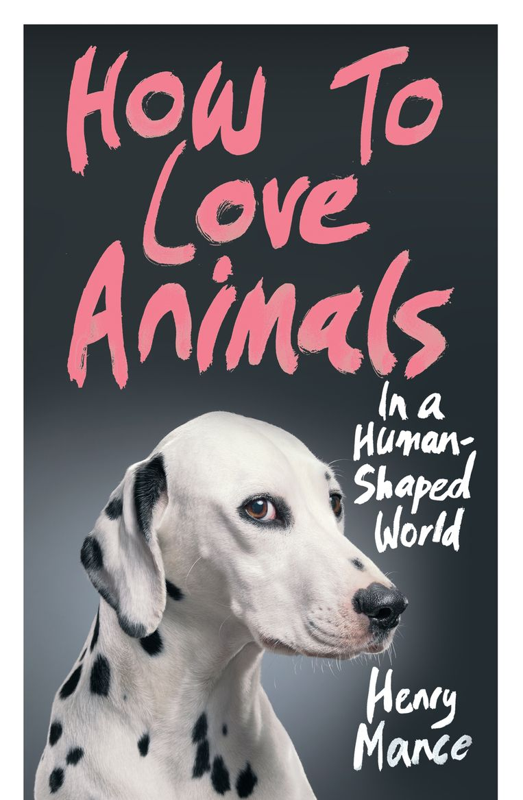 Henry Mance, 'How to Love Animals in a Human-Shaped World', 400p., Jonathan Cape Beeld RV
