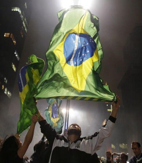 'President Brazilië moet zich uitspreken'