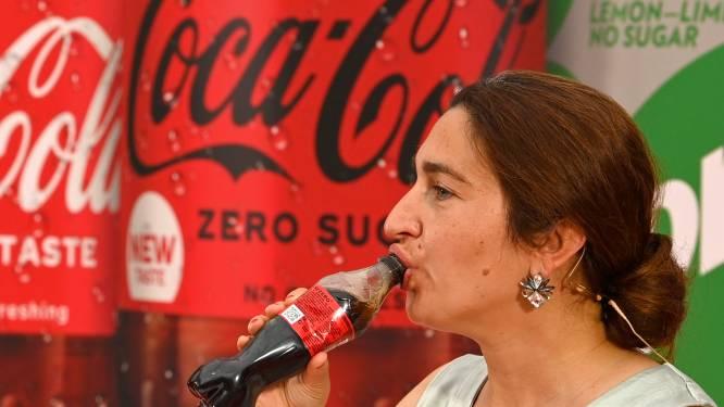 """Petflessen Coca-Cola worden voortaan gemaakt van gerecycleerd plastic: """"Als iedereen dergelijke inspanningen zou leveren, komen we ergens"""""""