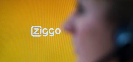 Grote internetstoring Ziggo