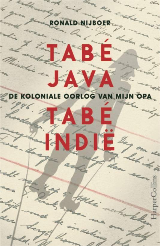 Omslag Tabe Java Tabe Indie. Boek van Ronald Nijboer.