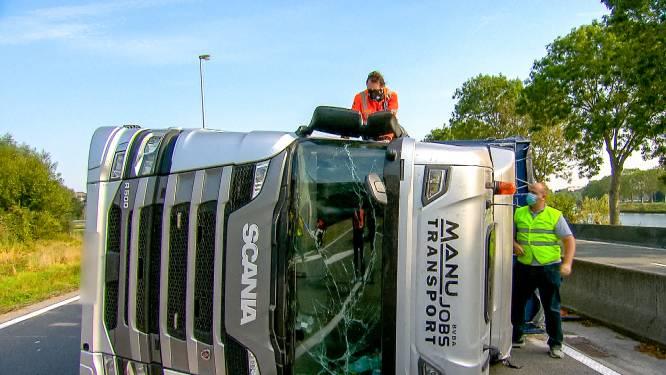 Vrachtwagenchauffeur vertelt openhartig over dodelijk verkeersongeval in 'Alloo bij de Verkeerspolitie'