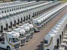 Spaanse transporteur bestelt in één keer 1300 trucks bij DAF in Eindhoven
